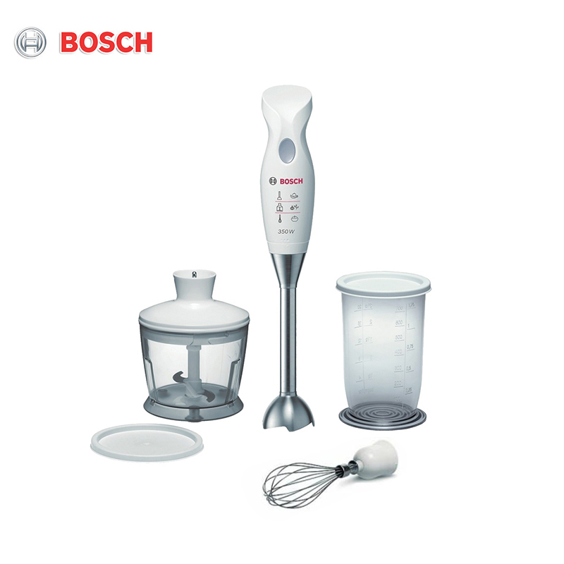 bosch MSM6B700 blender electric kitchen hand mixer immersion submersible juice with chopper whisk stick Kitchen MSM 6B700 stainless steel hand wheat grass juicers manual auger slow juice fruit wheatgrass vegetable orange juice extractor machine