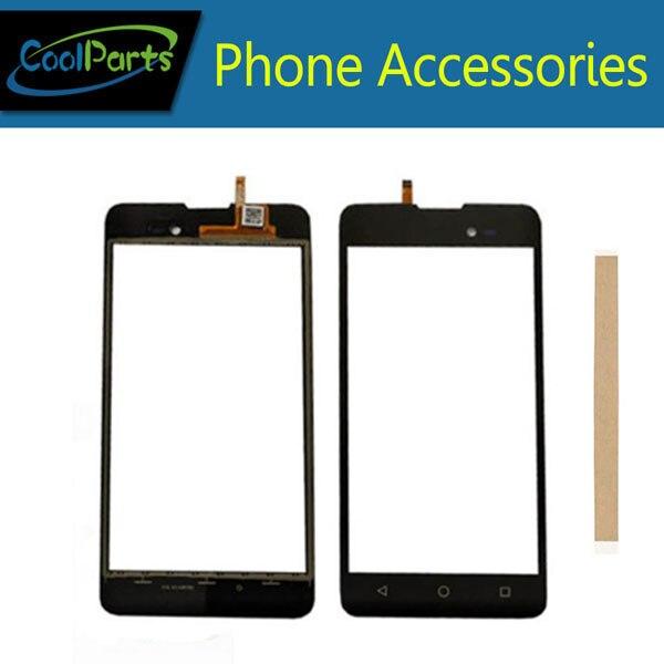 1PC/Lot 5.0'' High Quality For BQ BQ-5035 Velvet BQ 5035 BQS-5035 Touch Screen Digitizer Panel Lens Glass With Tape Black Color