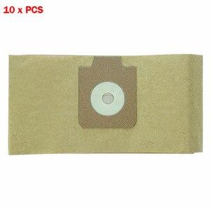 Image 3 - เครื่องดูดฝุ่นถุงกระดาษชุดเปลี่ยนสำหรับ Taski Vento 15   Vento 15 S (10 pcs. กระเป๋า)   7514888