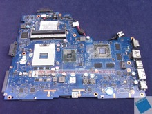 K000104390 K000112060 MOTHERBOARD FOR TOSHIBA Satellite A660 A665  LA-6062P NWQAA D11 TESTED GOOD