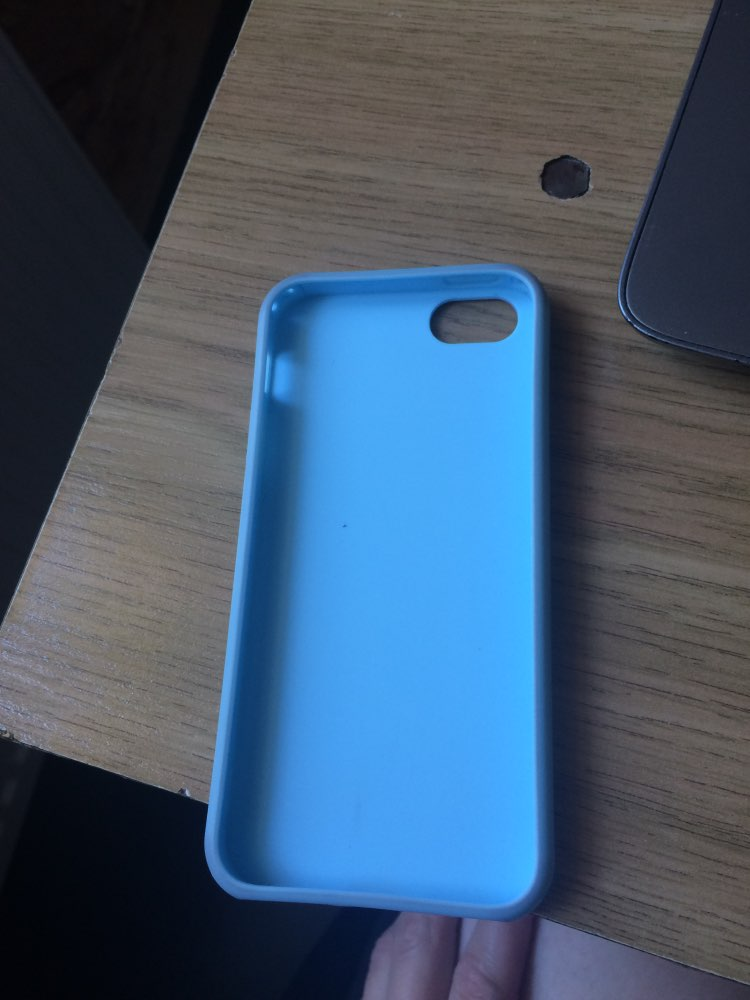 Funda de Silicona Color Mate para iPhone photo review
