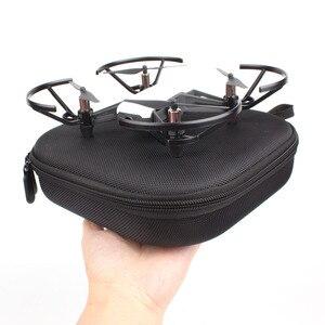 Image 3 - EVA Tello กล่องเก็บและแบตเตอรี่ชาร์จ USB สำหรับ DJI Tello กระเป๋ากรณีป้องกันแบบพกพา Drone Charger