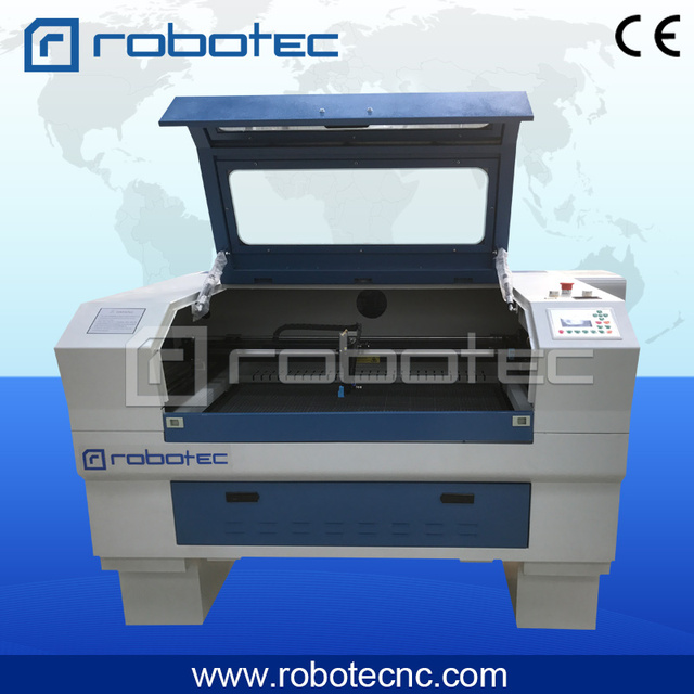 RTJ-6090 CO2 water cooled wood/acrelic/plxiglass cutting/engraving laser machine,6040 6090 laser cnc