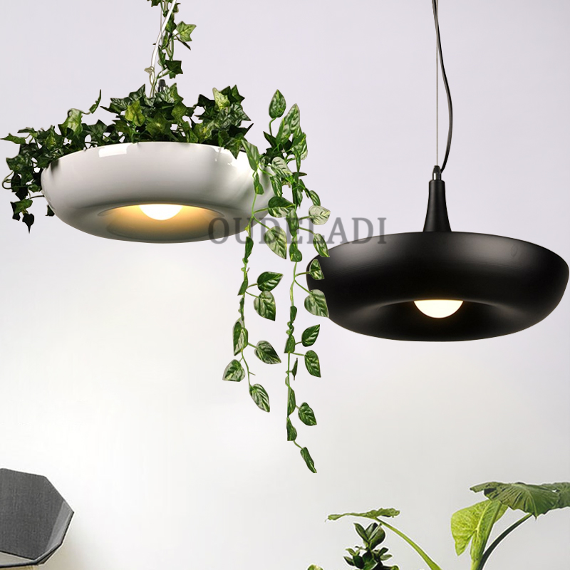 LED Hanging Gardens of Babylon Plants Lamp Pots Potted Nordic Tom Creative Chandelier Lighting Bulb Art Pendant Lamp With Bulb LED Hanging Gardens of Babylon Plants Lamp Pots Potted Nordic Tom Creative Chandelier Lighting Bulb Art Pendant Lamp With Bulb