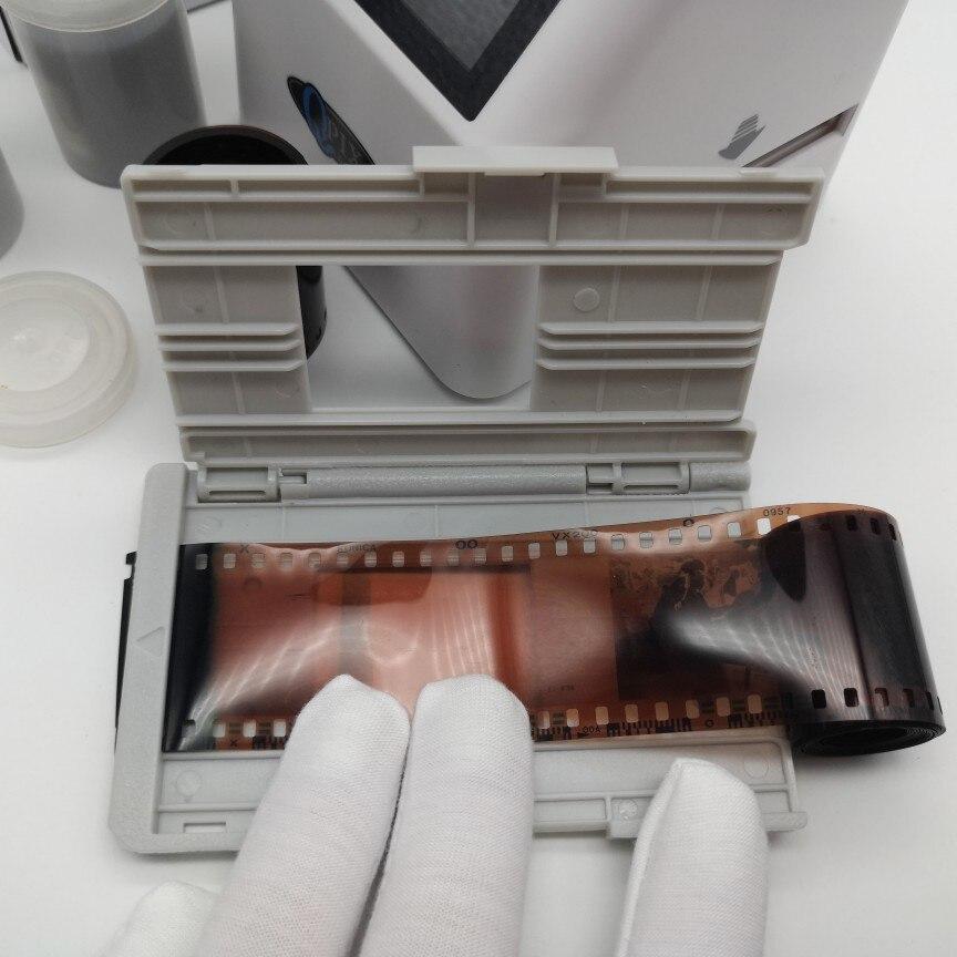 """High Resolution 22 MP 110 135 126KPK Super 8 Negative Photo Scanner 35mm Slide Film Scanner Digital Film Converter 2.4""""LCD"""