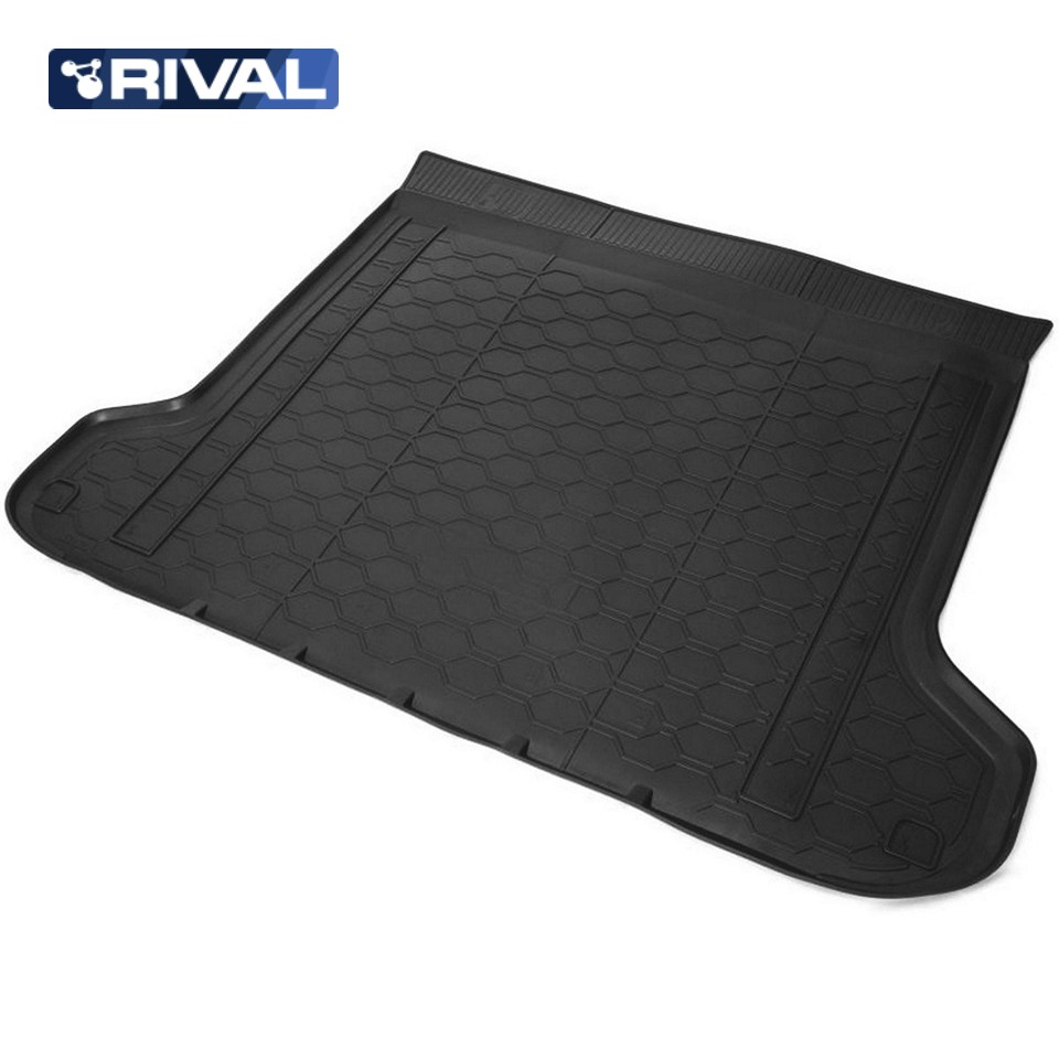 For Lexus GX460 2010-2019 trunk mat (5-seats) Rival 15704002 for toyota land cruiser 150 prado 2010 2017 trunk mat 5 seats rival 15704002