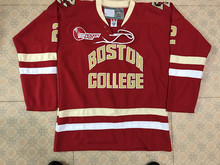 012293d00 Boston   2 scott savage men College titching Hockey jersey stitched  Customized Any Name And Number