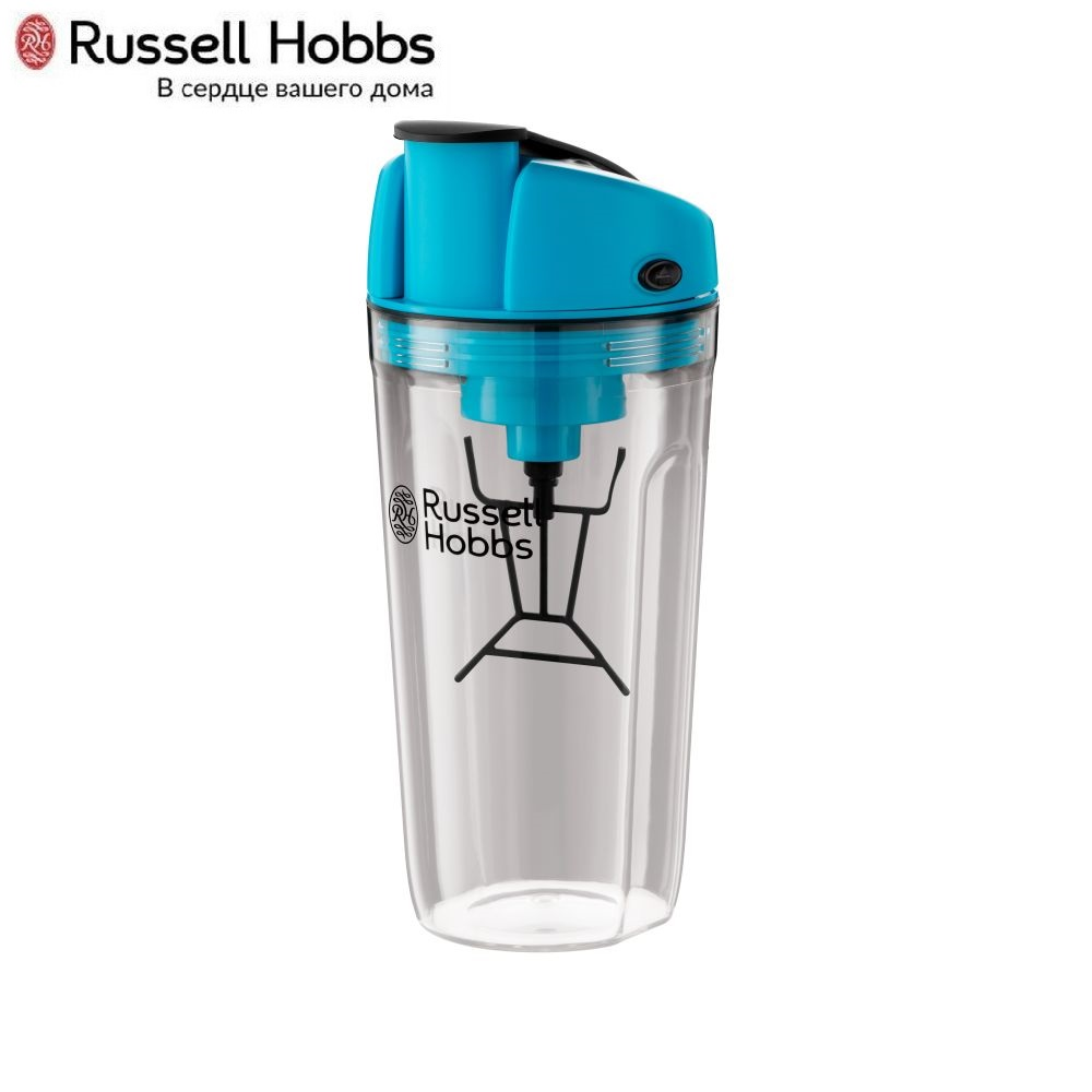 Blender Russell Hobbs 24880-56 InstaMixer Blender smoothies kitchen Juicer Portable blender kitchen Cocktail shaker Chopper Electric Mini blender blender русификатор