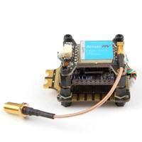 Holybro kakute F4 V2 Полет контроллер atlalt hv 25 600 МВт 40ch VTX tekko32 35a 4 в 1 blheli программа 32 ESC RC модели Запчасти