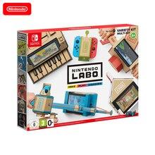 Игра для Nintendo switch Nintendo switch Labo: набор «Ассорти»
