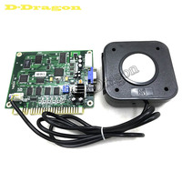Tracking Ball Track Ball 60 in 1 Port for Classic Arcade Game Board/Arcade Game Machine/Game Machine Accessory