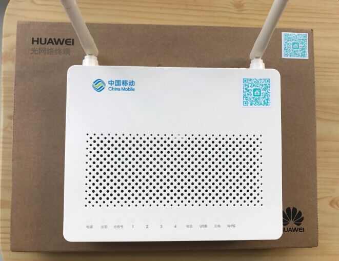 4 Ethernet Ports+1 Phone Port Wifi With China Mobile Logo Latest Collection Of 50pcs Hua Wei Ypay Hs8545m Wireless Gpon Terminal Hg8545m Onu