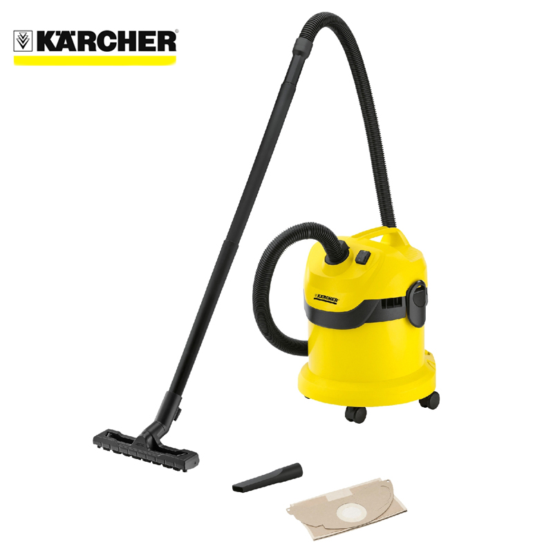 все цены на Vacuum cleaner wet and dry KARCHER WD 2 *EU-I онлайн