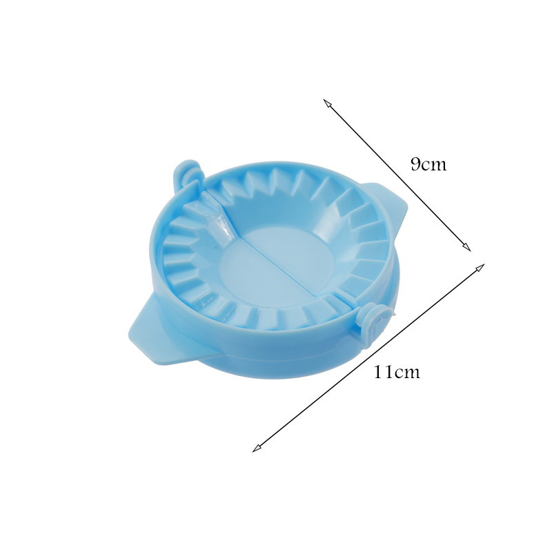 1PC Dumpling Maker Molud Dough Press Dumpling Pie Ravioli Mould Cooking Pastry Dumpling Making Tools For Kitchen in Other Kitchen Specialty Tools from Home Garden