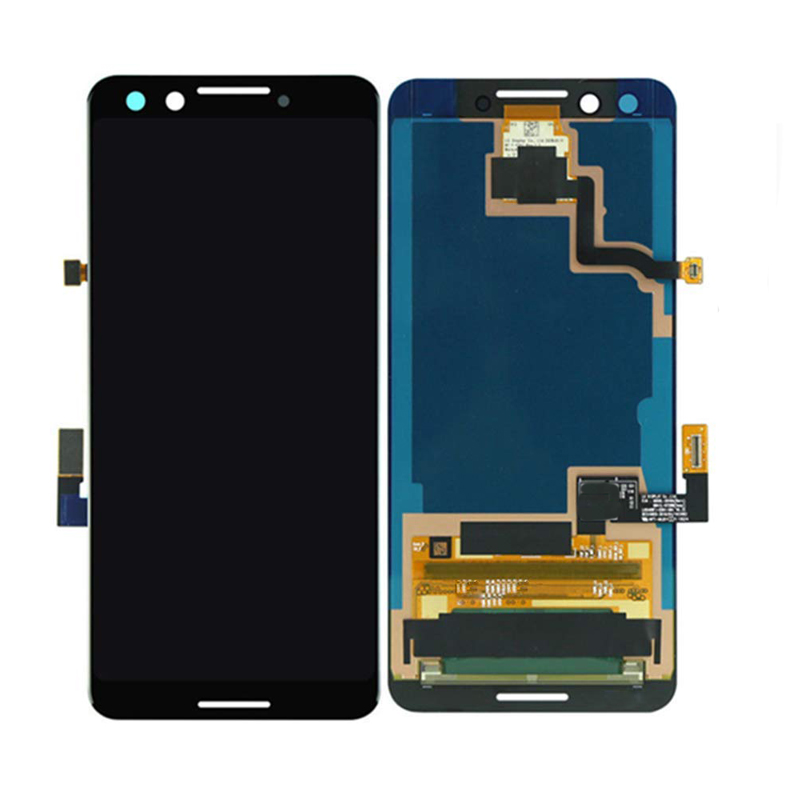 Glass LCD Display Touch Screen Digitizer Assembly Replacement Part Compatible for Google Pixel 3 5.5 Screen ReplacementGlass LCD Display Touch Screen Digitizer Assembly Replacement Part Compatible for Google Pixel 3 5.5 Screen Replacement