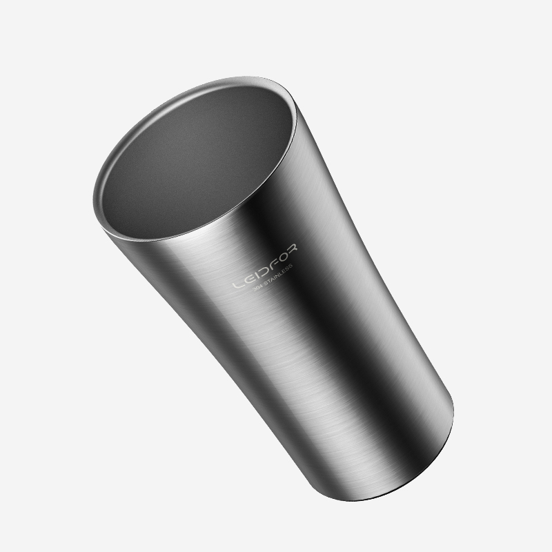 Coffee Thermo Mug Bottle Insulated Beer Milk Thermocup Stainless Steel Thermoses Vacuum Flask Thermal Metal Cup Coffee Mug in Mugs from Home Garden