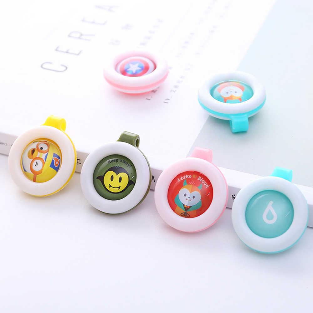 Livraison directe bouton Anti-moustique bébé enfants boucle extérieure Anti-moustique enfant répulsif bébé moustique répulsif boutons