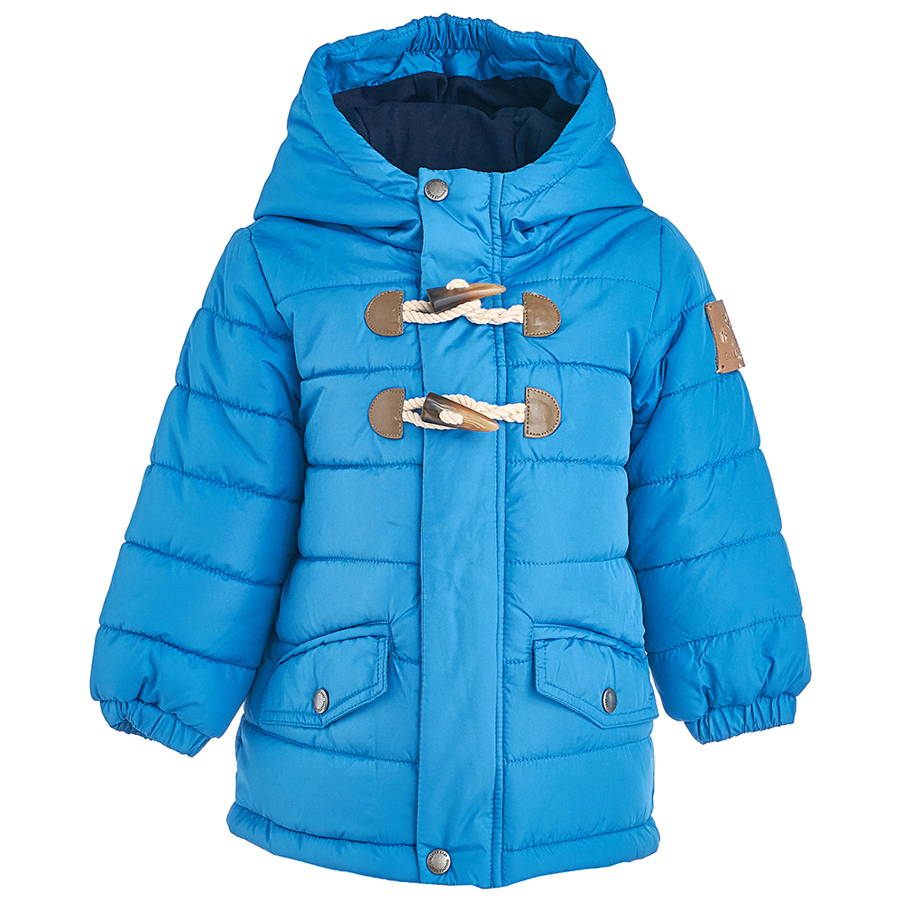 Jackets & Coats Gulliver for boys 21834BBC4101 Jacket Coat Denim Cardigan Warm Children clothes Kids girl dress suit children s garment new pattern leisure time cowboy jacket loose coat coattail short skirt children 2 pieces kids