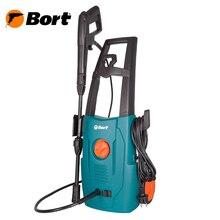 Мойка высокого давления BHR-1600-SC (Мощность 1600 Вт, давление воды 90-120 бар, автостоп, функция автоматического всасывания, производительность 7 л/мин, кабель 5 метров)