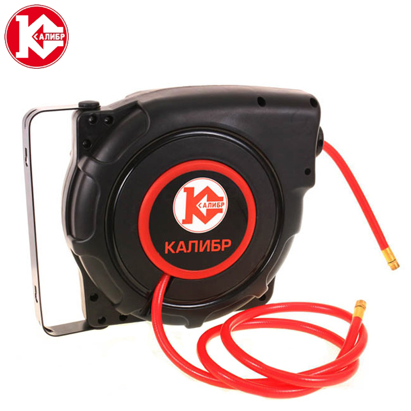 Kalibr SHAKK-15 Polyurethane Air Compressor Hose polyurethane hose for compressor on the automatic reel kalibr shakk 30 hose 30 m