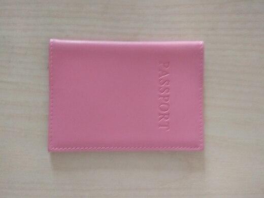 Lederen Kleur Reizen Paspoort Houders Documenten Kaart Instapkaart Paspoort Cover Ticket Map (maatwerk beschikbaar) photo review