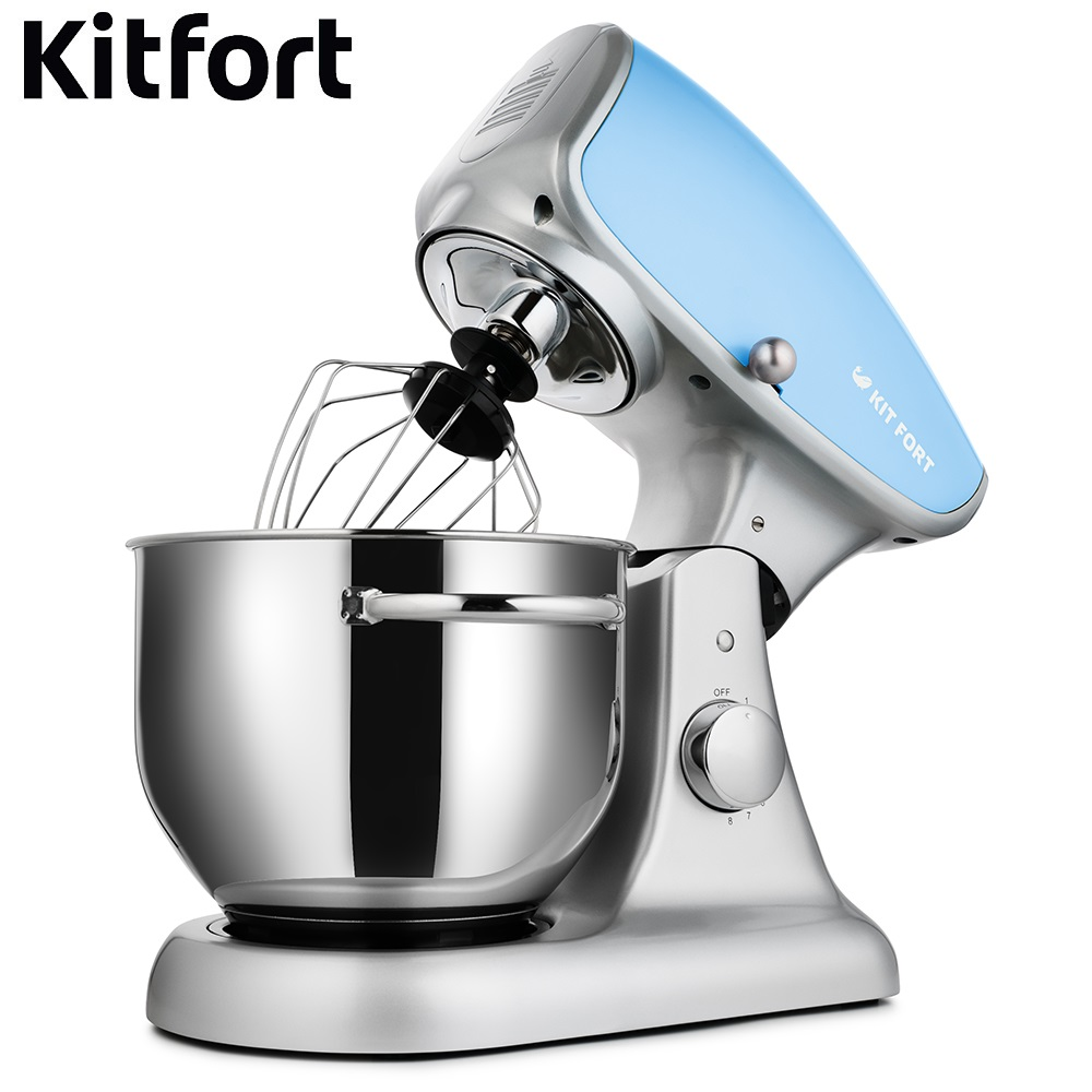 Food Mixer electric kitchen Kitfort KT-1336 Cocktail shaker mixers Planetary mixer Dough Mixer with bowl Kitchen machine 2016 newly bathroom single hole deck mounted kitchen sink faucet tap brushed nickel pull down sprayer kitchen mixer water