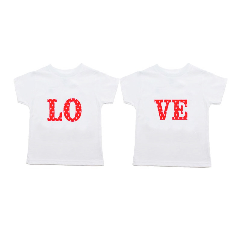 Culbutomind <font><b>Twins</b></font> Baby Clothes Big Brother Little Brother Family Matching Clothes Outfits Children Summer T <font><b>Shirt</b></font> image