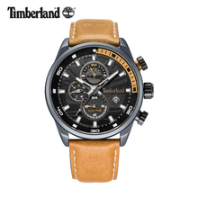 Timberland Men's Watches Fashion Casual Quartz Complete Calendar Water Resistant to 165 Feet Week Display 14816