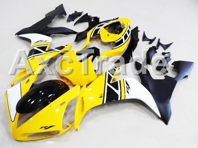 Motorcycle Fairings Fit For Yamaha YZF1000 YZF 1000 R1 YZF-R1 2004 2005 2006 04 05 06 ABS Injection Fairing Bodywork Kit A1013 запчасти для мотоциклов yamaha yzf1000 02 03 r1