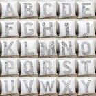 Artwork 26 Letters P...