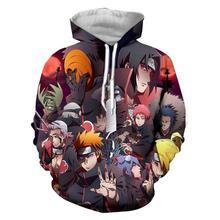 Naruto Kakashi Hoodie Jacket