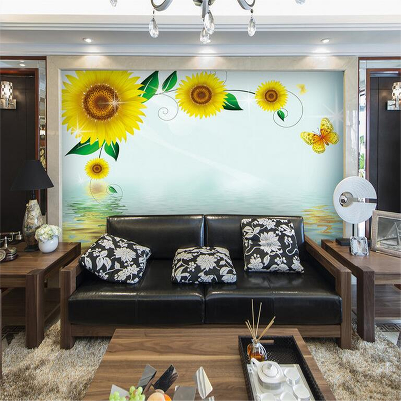 Modern Marble Wallpapers for Walls 3D Photo Wallpapers Living Room Decoration Gold Flowers Wall Murals Cretive 3D Wallpaper Leaf green flowers box wallpapers 3d room wallpaper for walls 3 d living room wall paper murals wallpaper mural roll
