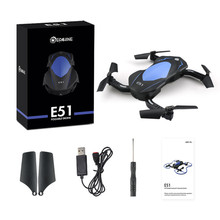 Eachine E51 Foldable Drone