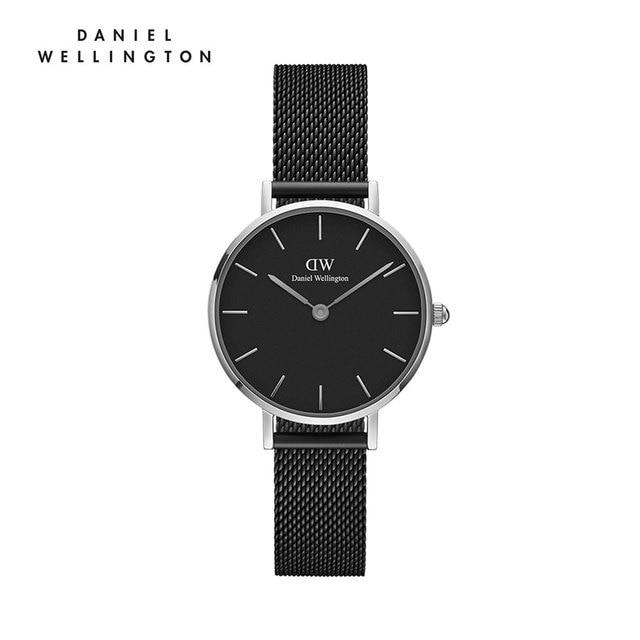 Женские наручные часы Daniel Wellington Classic Petite Ashfied 28 мм