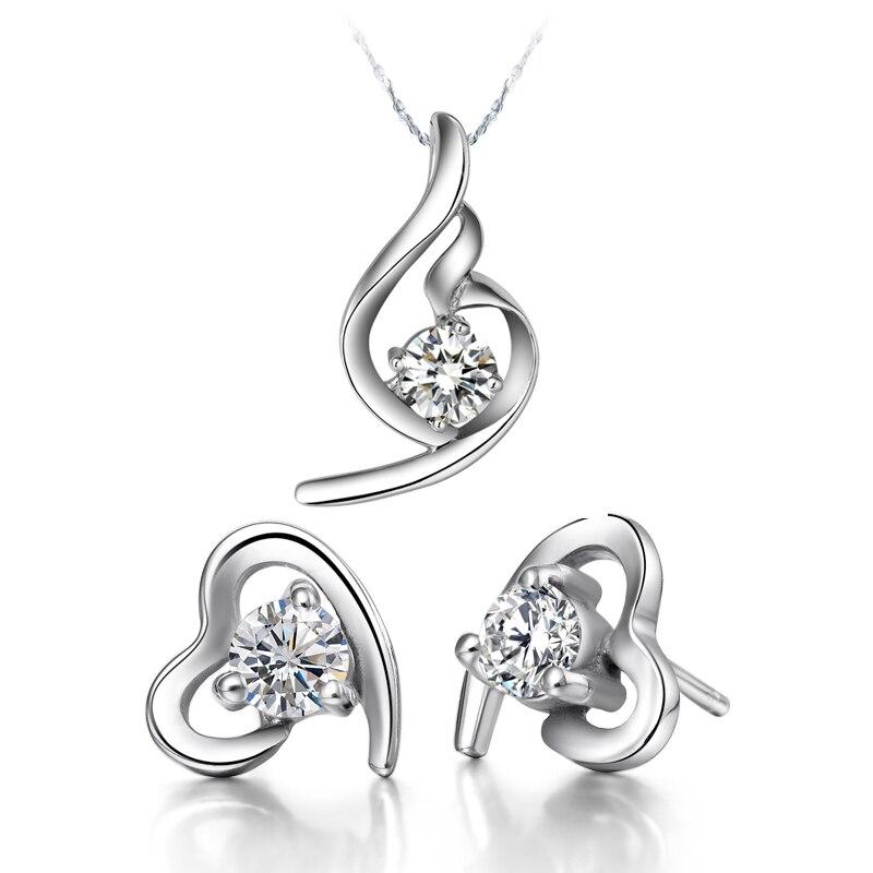 228605c9ec99 Uloveido flor joyería Sets collar y Pendientes rhinestone boda joyería  conjunto para las mujeres púrpura mujeres moda regalos t021