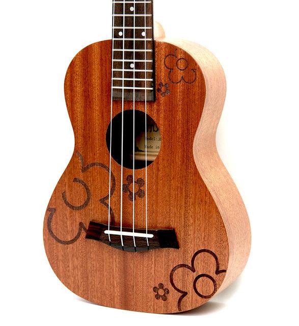 online shop yichi professional 21 inch soprano ukulele uke hawaii