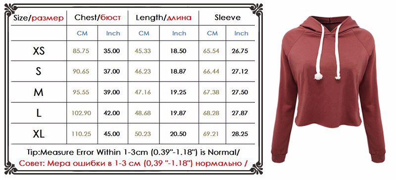 Womens FBI Government Agent Secret Service Croppped Police CIA Hoodies Sweatshirt Thin Pullovers Autumn / Spring Fashion Tops