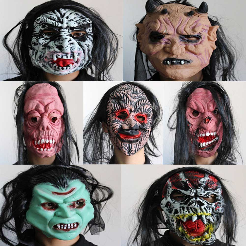 Popular Latex Masks-Buy Cheap Latex Masks lots from China Latex ...