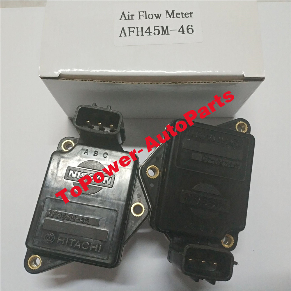 Replace-Parts Mass Maf-Sensor Air-Flow-Meter Sentra AFH45M46 1611973C00 Nis---D21-Base