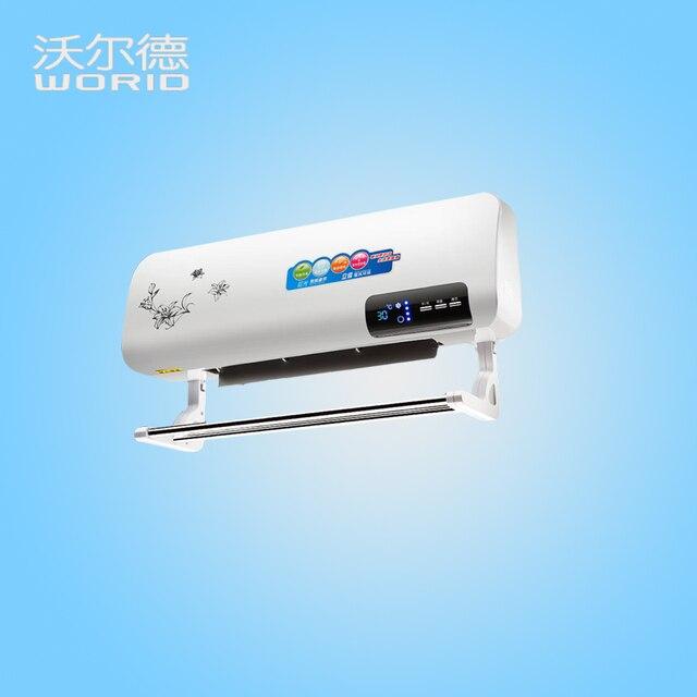 Itas2018 Heater Bathroom Wall Mounted Home Heating Hot Air Er Energy Saving Electric