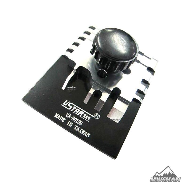 Ustar 90180 모델 에칭 칩 가공 바이스 모델 키트 취미 공예 도구 액세서리 diy-에서모델 빌딩 도구 세트부터 완구 & 취미 의  그룹 1
