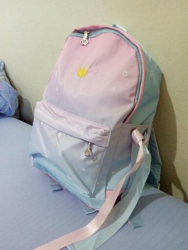 Orthopedic Backpacks School Children Schoolbags For Girls Primary School Book Bag School Bags Printing Backpack Sac Ecolier Pink photo review