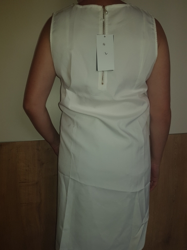 Chiffon Shirt For Women Sleeveless Asymmetrical Large Size Dovetail Shirts Female Summer Fashion Ol Clothing photo review