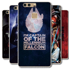 Star Wars Plastic Phone Case Cover For Huawei P10 P9 P8 Lite Mate 7 8 9 P7 P9 Plus P10lite