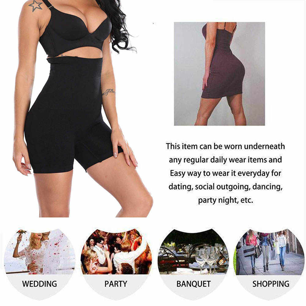 מאהב יופי סקסי התחת מרים נשים הרזיה Shapewear בטן בקרת תחתונים גבוהה מותן מאמן גוף Shaper רזה מאמן