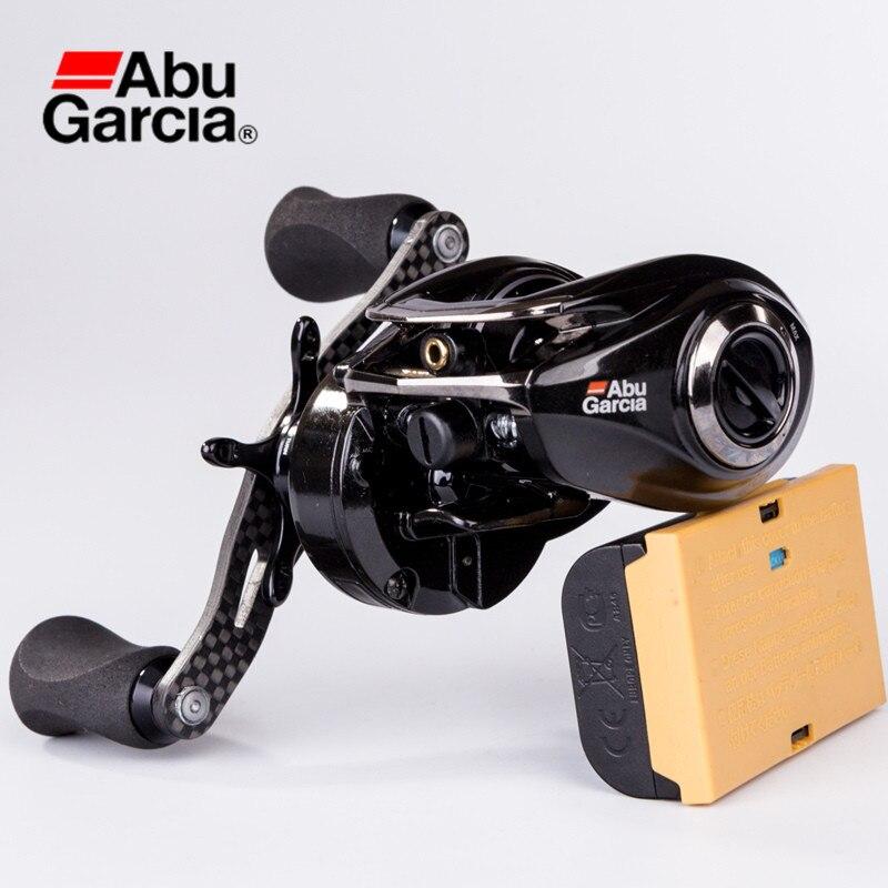 все цены на Abu Garcia REVO MGX2-HS Baitcasting Reel Ultra-Light Metal Lure Fishing Reel Magnetic Brake System 10+1BB 8.0:1 High Ratio Wheel