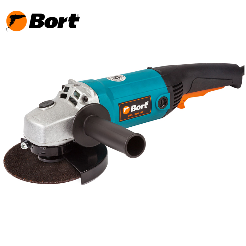 Angle grinder Bort BWS-1500-150 ac 220v angle grinder replacement 8mm shaft motor rotor for new hitachi 150 g15sa2 dca s1m ff 150a
