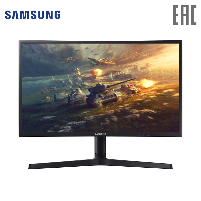 Gaming curved monitor Samsung 24 C24FG73FQIXCI monitor 19