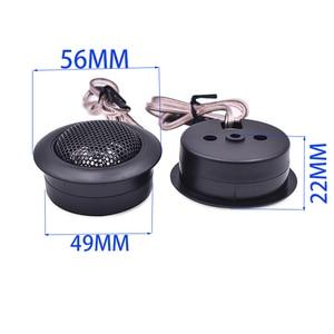 Image 5 - Tenghong 2pcs Dome Tweeter 4Ohm 30W Audio Auto Sound Car Audio Treble Speaker Super Power Car Modification Loudspeaker DIY