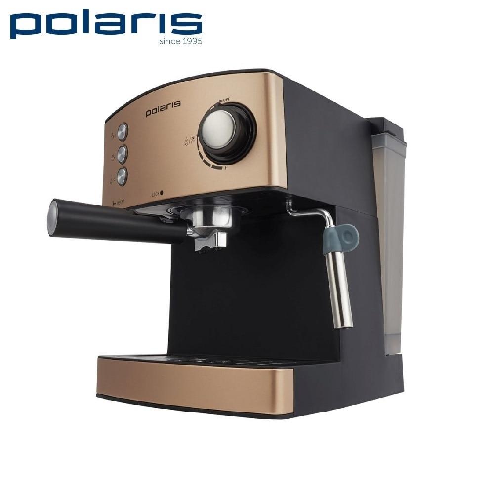 Coffee Maker Polaris PCM 1527E Coffee Maker  kitchen automatic pump Coffee machine espresso Coffee Machines Coffee maker Electri